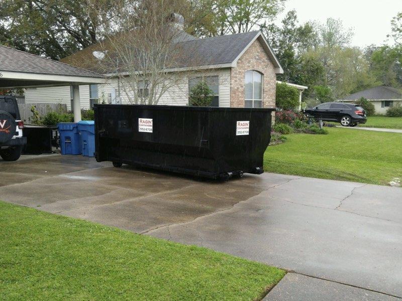 roll off dumpster rental Lafayette LA